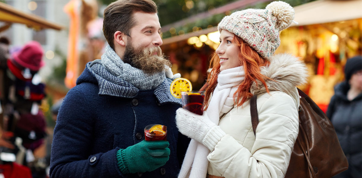 Weihnachtsmarkt: hot or not?